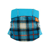 gNappies - gPants Glacier Mountian Flannel Small