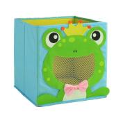 ARTSMAX Child Storage Box Drawer Oxford Storage File Cube Storage 27 × 27 × 27CM