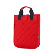 GudeHome Child Hand bag Lunch Bag for Boys Girls Travel School Bag Bright Red