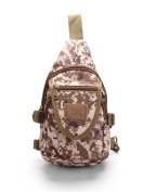 Wewod Camouflage Chest Bag portable Bosom Bag For Cycling