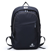 backpack boys/Man bag business casual movement/Korean version of backpack/College bag/Computer bags-D