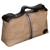"Genuine Cork Handbag/Briefcase, Model ""Executive"", eco-friendly"