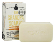 Grandpa's Soap Co. - Face & Body Bar Soap Buttermilk - 130ml