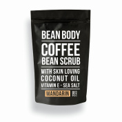 Mandarin Coffee Bean Scrub