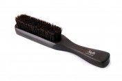 Black Wooden Hair Brush Only Style for Salons and Barber Shops - .