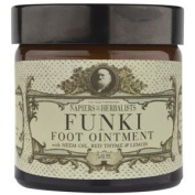 Napiers Funki Foot Ointment for Itchy, Smelly Feet - 60ml