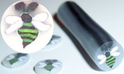 'Fimo 1 Bar 5/Bees # KEN01... The Excellent Nail Art Fimo Shapes For Your Nails.