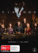 Vikings: Season 4 - Volume 1 [Region 4]