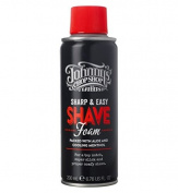 Johnny's Chop Shop Sharp & Easy Shave Foam 200ml