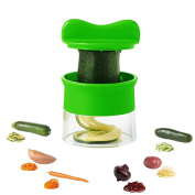 Hand Held Spiralizer-WEINAS® Good Grips Vegetable Spiral Slicer Cutter  Zucchini Noodles