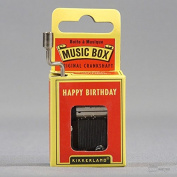 Music Box Happy Birthday-Kikkerland