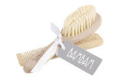Bam Bam Wooden Brush and Comb
