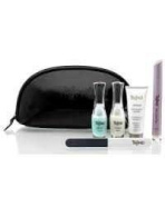 TRIND BLACK POUCH NAIL GIFT SET
