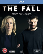 The Fall: Series 1-3 [Blu-ray]