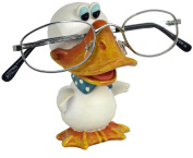 DUCK GLASSES HOLDER STAND NOSE RACK READING SPECTACLES GIFT SET SUNGLASSES SPECS SUN