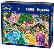 King Disney Fireworks Jigsaw Puzzle