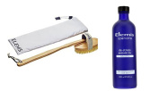 Bundle Set Body Brush and DeStress (De-Stress) Body Massage Oil627444155785