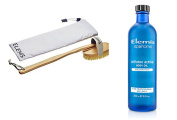 Bundle Set Body Brush and Cellutox Cellulite Oil
