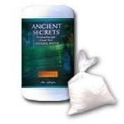 Ancient Secrets Patchouli Aromatherapy Dead Sea Mineral Bath 0.9kg. jar (a) - 2pc