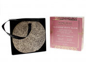 Spongelle - Shimmer Collection - Infused Buffer - Brilliant Tuberose Bronze Shimmer