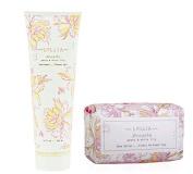 Lollia Breathe Shower Gel & Bar Soap Duo