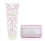 Lollia Relax Shower Gel & Bar Soap Duo