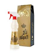 Perfume Crown Spray 500ml Fabric - freshner - Multi purpose - Sedr Al Khaleej