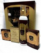 Ahlam Al Arab Gift Set (EDP 80ML & 40ml, Bakhour 40g and Perfumed Water) by Ard Al Zaafaran
