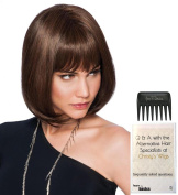 Classic Page Wig by Hairdo, Christy's Wigs Q & A Booklet & Wide Tooth Comb colour SELECTED