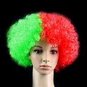 Carnival wigs Halloween wigs fans hoods