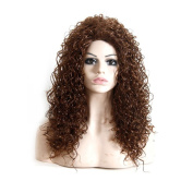 Synthetic wig Style Brown Wig for Women