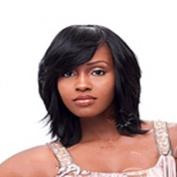Wigs for Women Black Women Wigs Brown Mix Wig Straight Wig Women's Synthetic Wigs Short African American Wigs Short Wigs for Black Women Brazilian Wigs