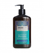 Arganicare Anti-Dandruff Shampoo with Certified Argan Oil and Shea Butter