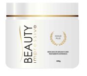 Argan and Ojon Gold Plus Intensive Treatment Mask for All Hair Types By Beauty Impressive