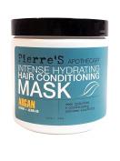 Pierre's Apothecary intense Hydrating Hair Conditioning Mask Argan Coconut Jojoba Oil 470ml