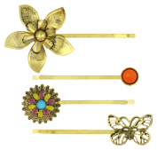 Capelli New York Ladies Multi Style Bobby Pin Set Multi One Size