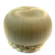 Apple retro ball of hair fibre for wig hair braid letting high temperature wire pop pretty chignon