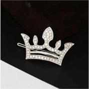 Joyci 1Pcs Elegance Women's Hair Pin Simple Style Crown Ponytail Hair Clip