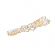 Set of 3 Rhinestone Hair Clips Hairpin Wedding Hair Barrettes Bridal, NO.6