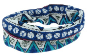Capelli New York Ladies Tubular Headwrap with Mix Zodiac Print Cool Combo One Size