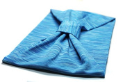 Blue Sport Turban .