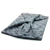 Black Turban Headwrap