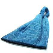 Blue Hair Band Headband .
