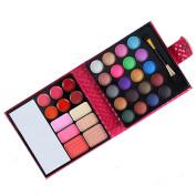 Kwok Eyeshadow,32 Colour Cosmetic Matte Eyeshadow Cream Eye Shadow Makeup Palette Shimmer Set