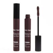 Fheaven Colourful Waterproof Makeup Eyelash Long Curling Mascara Eye Lashes Extension
