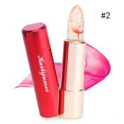 YABINA 4 Colour Magic Colour Temperature Change Moisturiser Bright Surplus Flower Lipstick