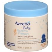 Aveeno Baby Eczema Therapy Nighttime Balm, 330ml