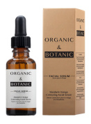 Organic & Botanic Mandarin Orange Correcting Facial Serum, 76 Gramme