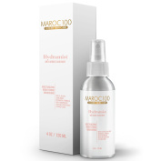 Anti Ageing Face Treatment - HYDRAMIST - Natural Facial Mist To Hydrate & Brighten With Vit C Raspberry Seed Oil & Camu Camu Berry Botanicals, Reducing Fine Lines Wrinkles & Pigmentation 120ml