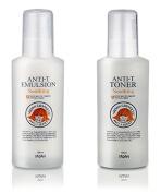 [YADAH] Anti-T soothing Toner + Emulsion SET (for sensitive skin) 100ml